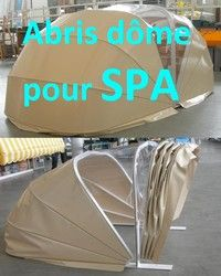 Abri spa jacuzzi - Abri pour spa gonflable ...